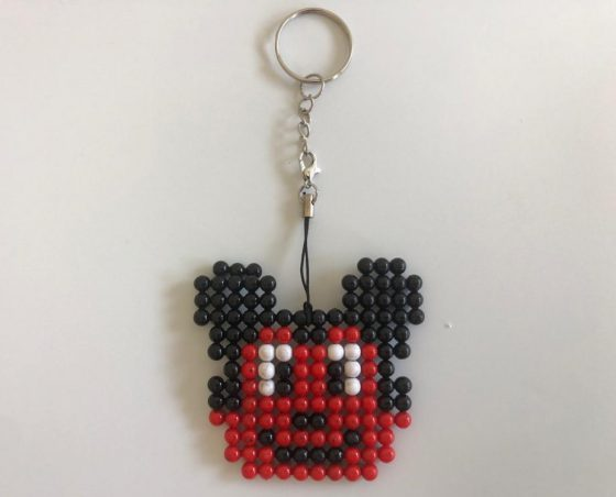 magic beads - micky mouse