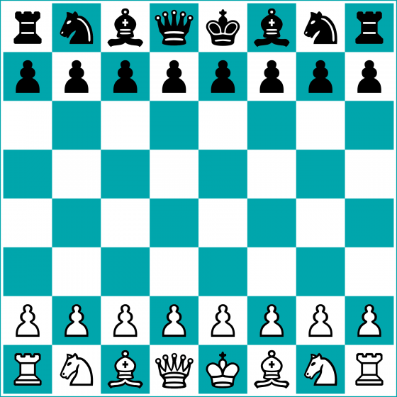Chess - a sophisticated strategy game